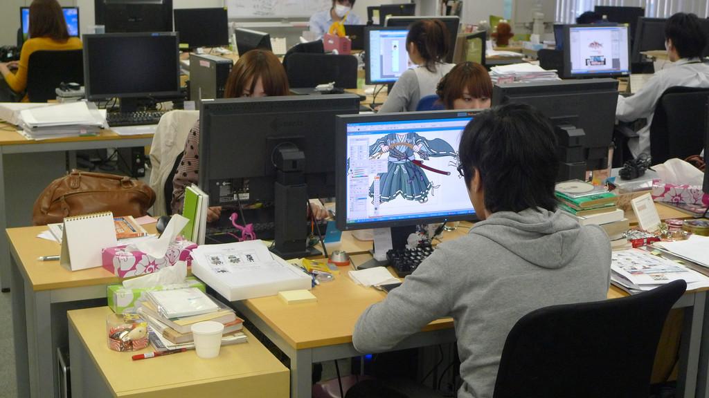 Découvrez les réseaux sociaux japonais
