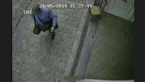 Images de vidéosurveillance du tueur du Musée juif de Bruxelles