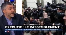 Sergio Coronado souligne l'insatisfaction des Français à l'égard du gouvernement