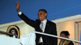 Obama a retrouvé la Maison Blanche