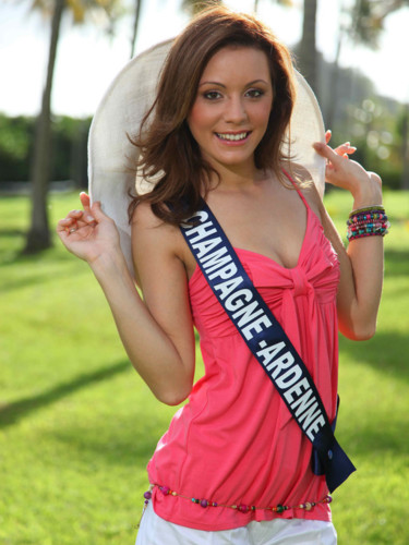 Miss Champagne Ardenne 2009 - Brandao Cécile