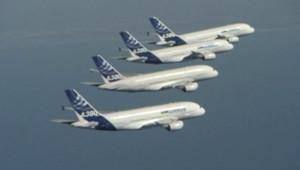 avion a380 airbus escadrille