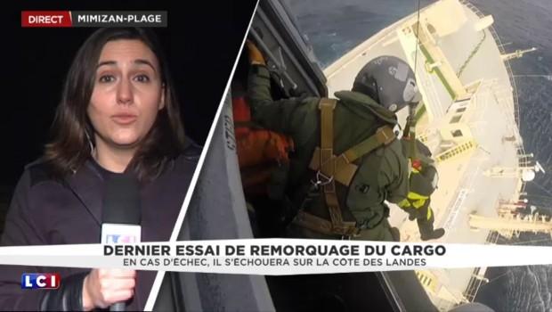 """Dérive du Modern Express : """"Les autorités se tiennent prêtes"""" quel que soit le scénario"""