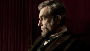 """L'acteur Daniel Day Lewis dans le film """"Lincoln"""" de Steven Spielberg"""