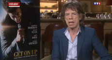 "Le 20 heures du 12 septembre 2014 : Mick Jagger : ""James Brown est le plus grand performeur"" - 1878.054"