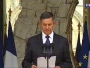 Le 20 heures du 26 août 2014 : Valls II : la surprise Macron, Vallaud-Belkacem et Pellerin promues - 115.76599999999999
