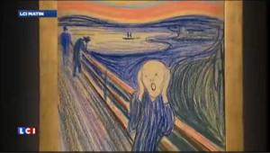 Le tableau du maître a été adjugé mercredi chez Sotheby's à New York à 119,9 millions de dollars. Ce pastel réalisé en 1895.