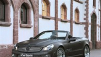 Photo 1 : Mercedes Carlsson SL CK63 RS : l'AMG bonifiée