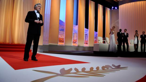 Robert De Niro, président du jury à Cannes en 2011