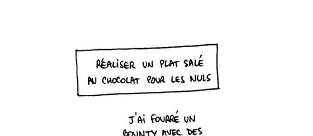L'ingrédient imposé du chocolat, vu par Lapuss'