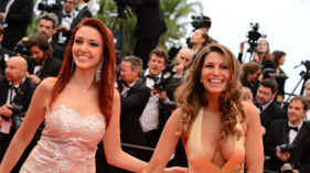 Les Miss France assurent le show sur le tapis rouge