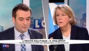 """Déchéance de nationalité : """"Trois mois après, ça tergiverse"""" déplore Philippot"""