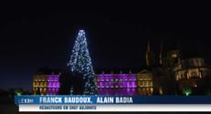 Le 13 heures du 19 décembre 2014 : Caen brille de mille feux pour les fêtes - 2368.9645963745115