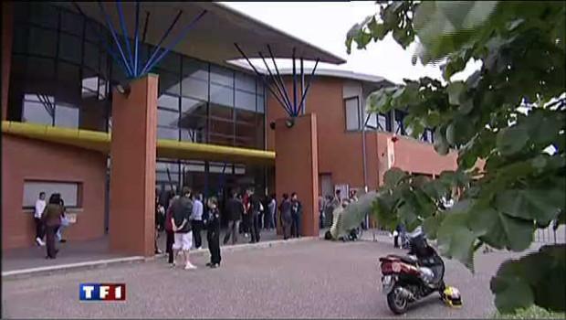 Le collège de Fenouillet, dans la banlieue de Toulouse, où un professeur avait été poignardé en 2009 par un élève de 13 ans