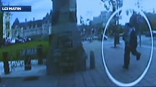 Fusillades à Ottawa : le parcours du tireur vu des cameras de surveillance