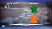 Pour sa dernière, Bison Futé voit orange dans le sens des retours sur toute la France
