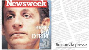 sarkozy newsweek