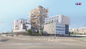 Bordeaux accueillera la plus grande tour en bois au monde