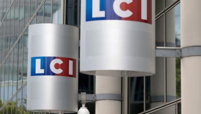 LCI bâitment tour logo