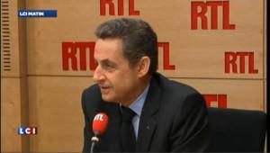 """Le débat était """"assez républicain"""" juge Sarkozy"""