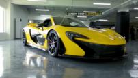 McLAren P1 vs Lamborghini Aventador