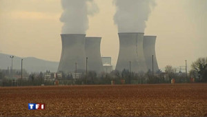 Reportage au coeur de la centrale nucléaire du Bugey