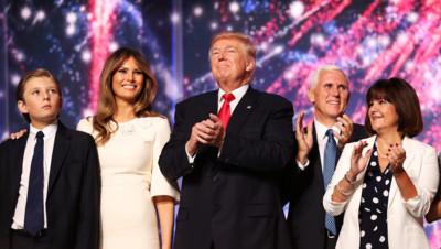 Trump Etats-Unis USA Républicains