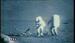 Apollo retour vers la Lune