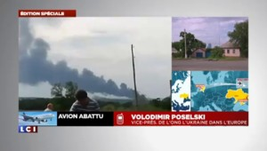"""Crash d'un Boeing 777 en Ukraine : """"La Russie essaye de renverser le rapport de force"""""""