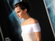 Emma Watson à l'avant-première du film Gravity à New York le 1er octobre 2013