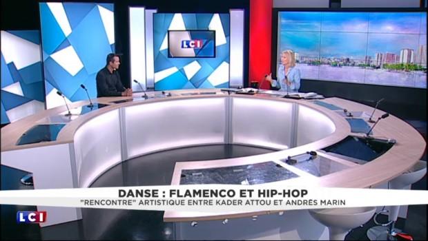 Flamenco/Hip-hop : rencontre artistique entre Kader Attou et Andres Marin