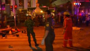 Le 20 heures du 17 août 2015 : Thaïlande : plus de 16 morts et plusieurs dizaines de blessés dans un attentat - 271