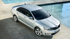 Skoda Rapid 2012