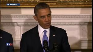 Tornade d'Oklahoma : Obama promet la solidarité des Etats-Unis