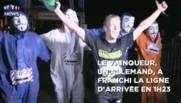 """Allemagne : les 2.000 participants de la """"Strongman run"""" plongés dans le noir"""