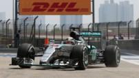 F1 GP Chine 2015 Lewis Hamilton Mercedes