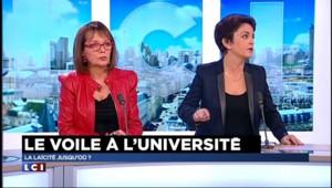 """Laïcité: """"Le voile est une infraction à l'égalité homme-femme"""""""