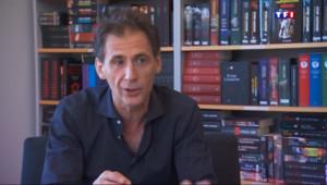 """Le 20 heures du 26 août 2015 : David Lagercrantz, auteur du 4e tome de Millenium : """"J'étais terrifié à l'idée de ne pas être à la hauteur"""" - 1803"""