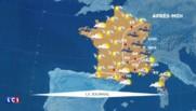 Météo du 1er mai : des éclaircies et des températures en-dessous des normales saisonnières