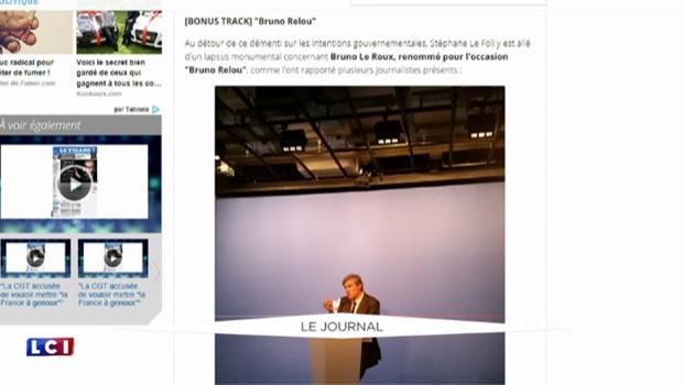 Michel Sapin envisage une modification de la loi Travail : le rapide recadrage de Manuel Valls