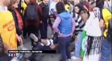 Turquie : au moins 20 morts et 100 blessés dans une double explosion à Ankara
