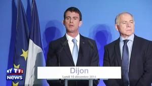 "UberPOP interdit au 1er janvier : ""On ne cède absolument à rien"" selon Valls"