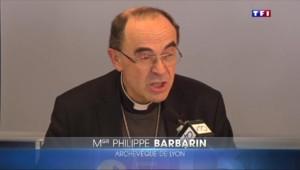 """Cardinal Barbarin : """"Jamais je n'ai couvert le moindre acte de pédophilie"""""""