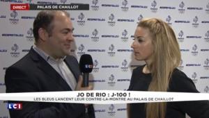 """JO de Rio, J-100 : """"L'objectif de la saison"""", pour la cycliste française, Pauline Ferrand-Prévot"""