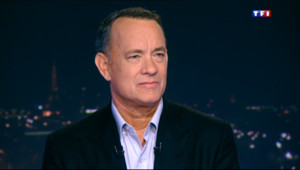 "Le 20 heures du 18 novembre 2013 : Interview de Tom Hanks, �%u2019affiche de ""Le capitaine Philips"" - 1683.1266829833987"