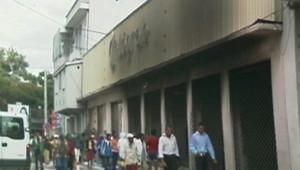 madagascar émeutes 27 janvier 2009