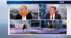 """Marine Le Pen : """"On ne peut pas refuser d'exercer le pouvoir"""""""