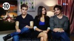 Nina Dobrev, Ian Somerhalder et Paul Wesley vous prsentent Vampire Diaries, la nouvelle srie vnement de TF1.