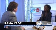 """Présidentielle 2017 : """"Pas une bonne solution d'attendre"""" pour Rama Yade"""