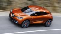 Renault Captur 2011 Concept